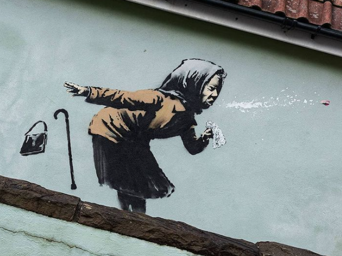 This artwork in England's Bristol is grabbing public attention. Know why.
