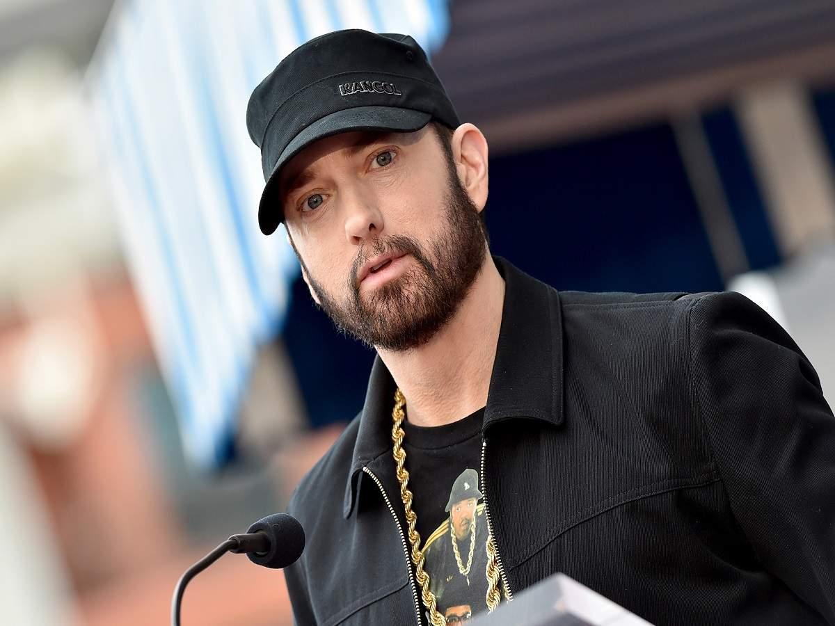 Eminem Beard Fake