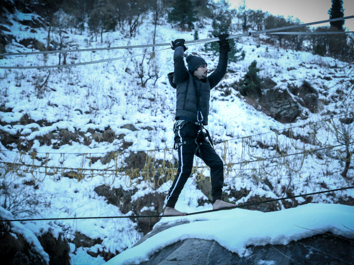 Amol Parashar and Cyrus Sahukar recommend some New Year adventure sports in Manali