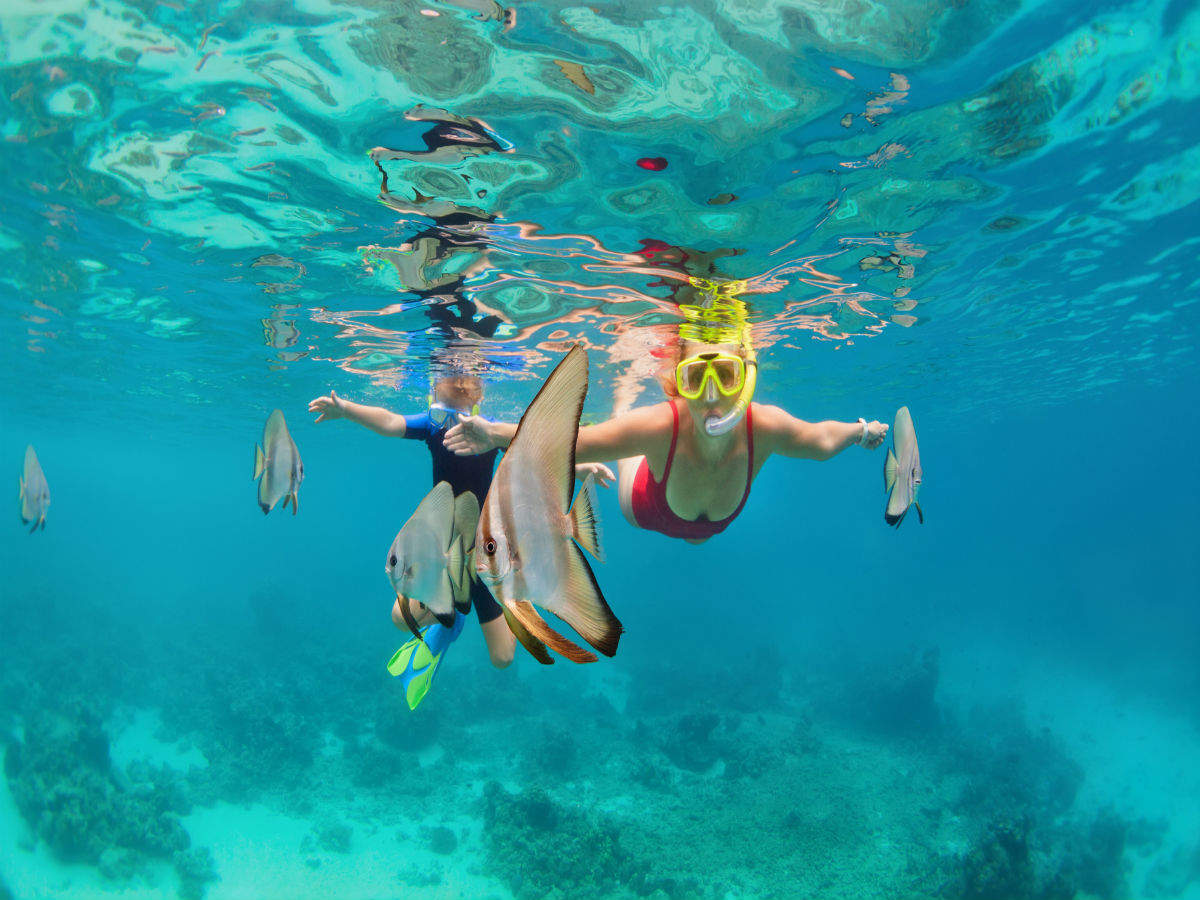 Making memories: things you must do in Maldives