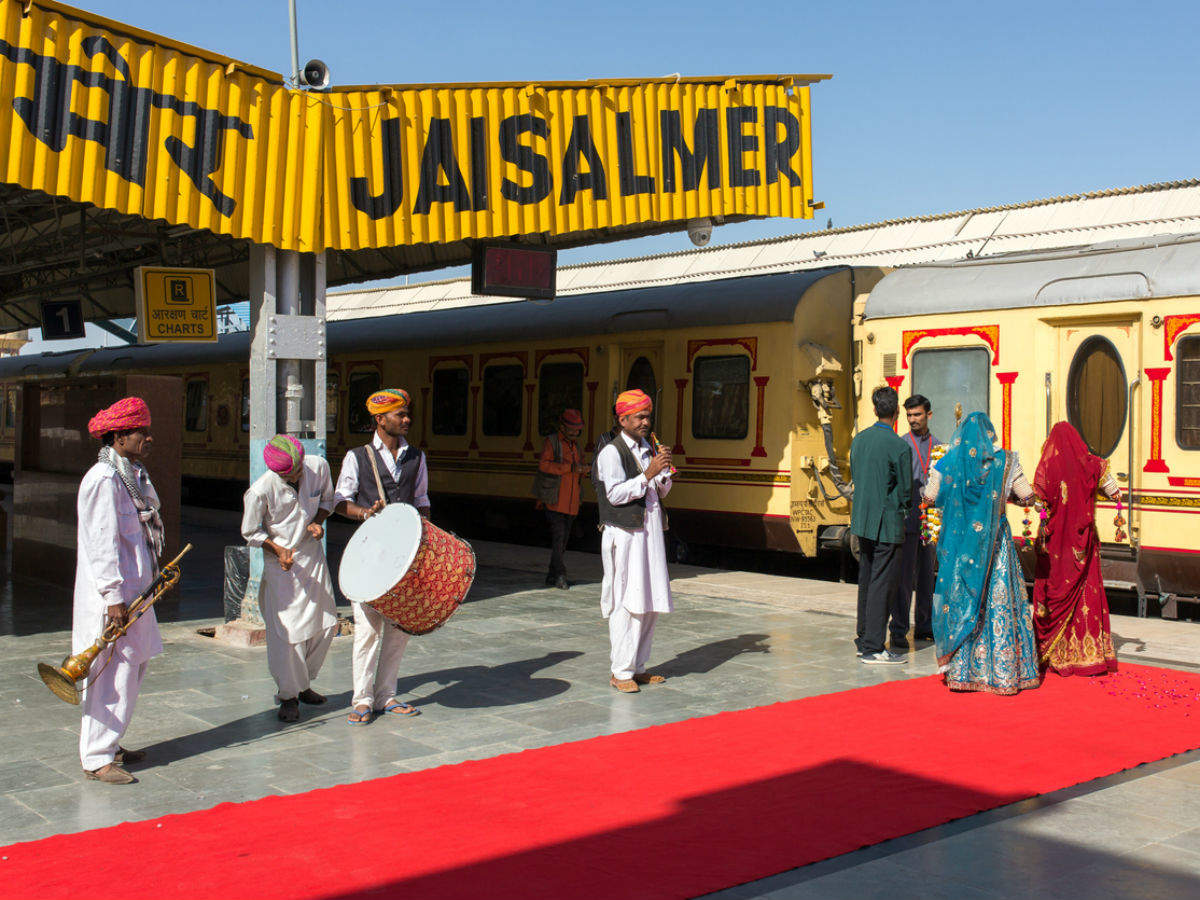 Palace on Wheels to roll out discounted fares for domestic travellers