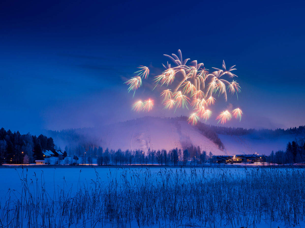 Did you know about this Finnish New Year tradition?