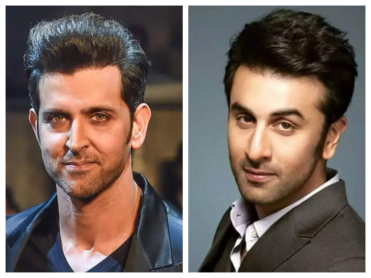 """Hrithik Roshan is all praise for the announcement video of Ranbir Kapoor  starrer 'Animal', calls it """"just fantastic""""   Hindi Movie News - Times of  India"""