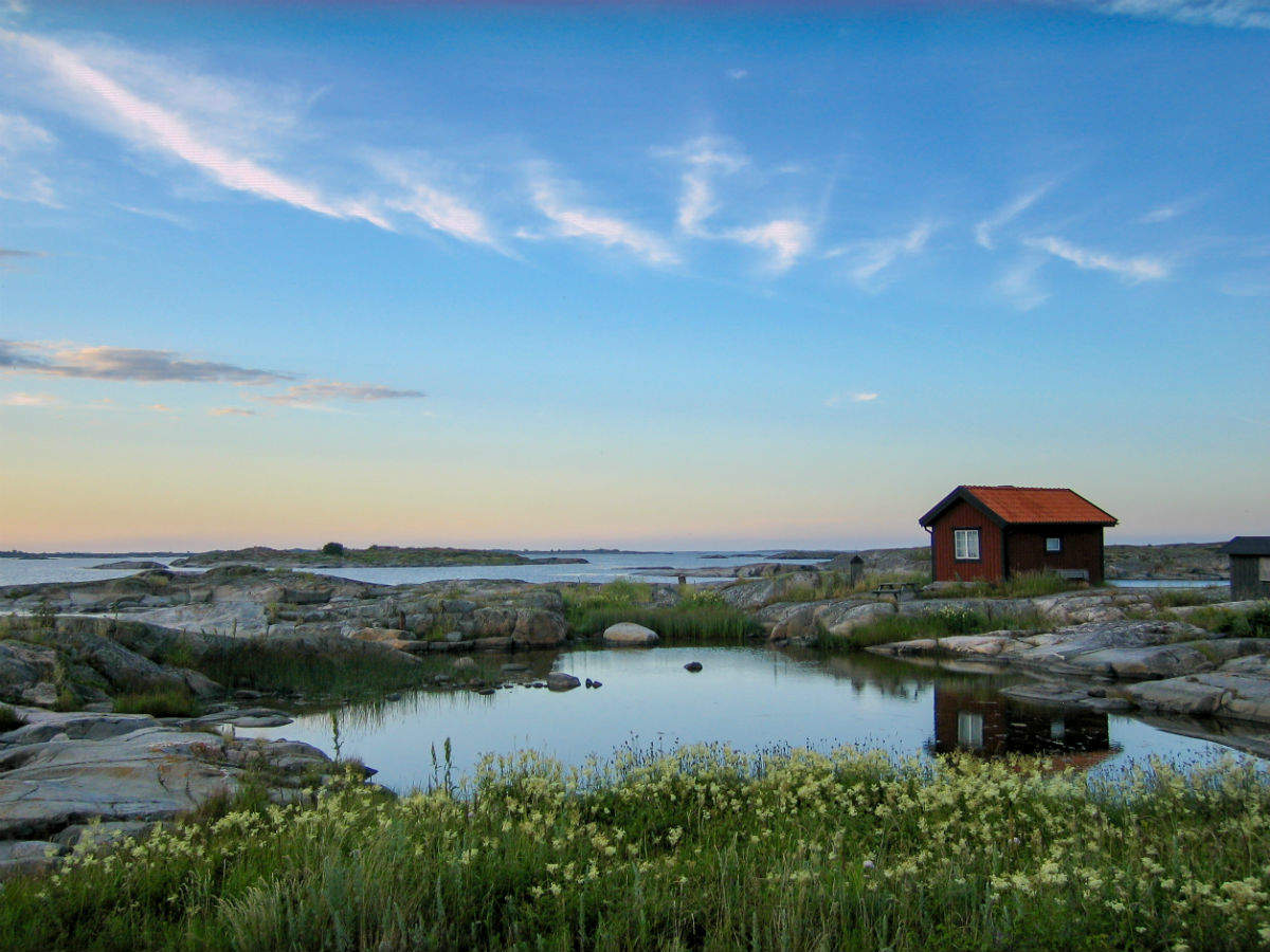 This Swedish Film Festival is offering seven days stay to one movie buff on a remote island