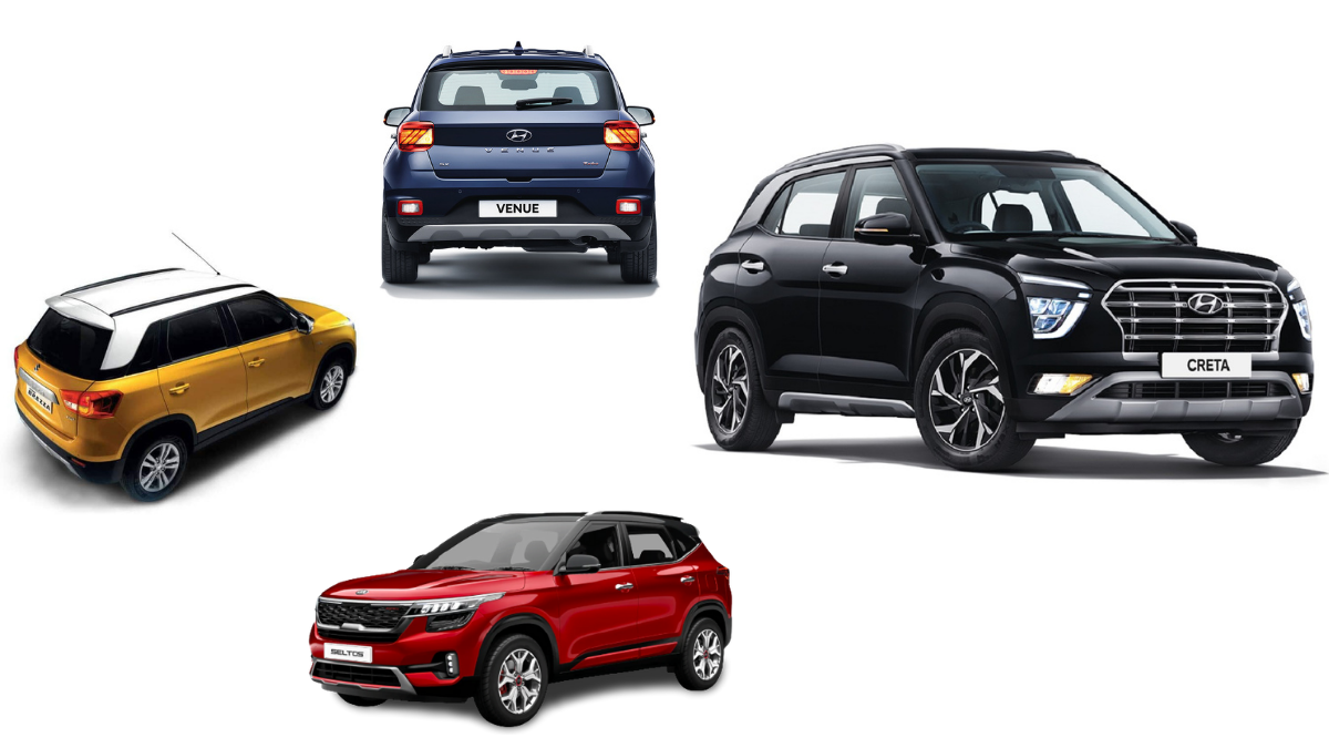 Suvs Lifted Auto Sales In Pandemic Ridden 2020 Times Of India