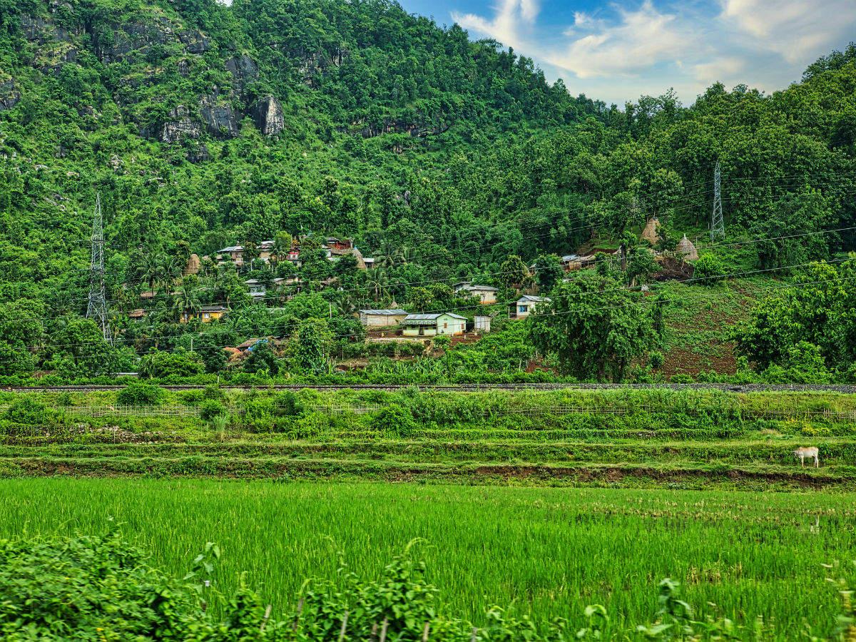 Hamren, a well-kept secret of Assam