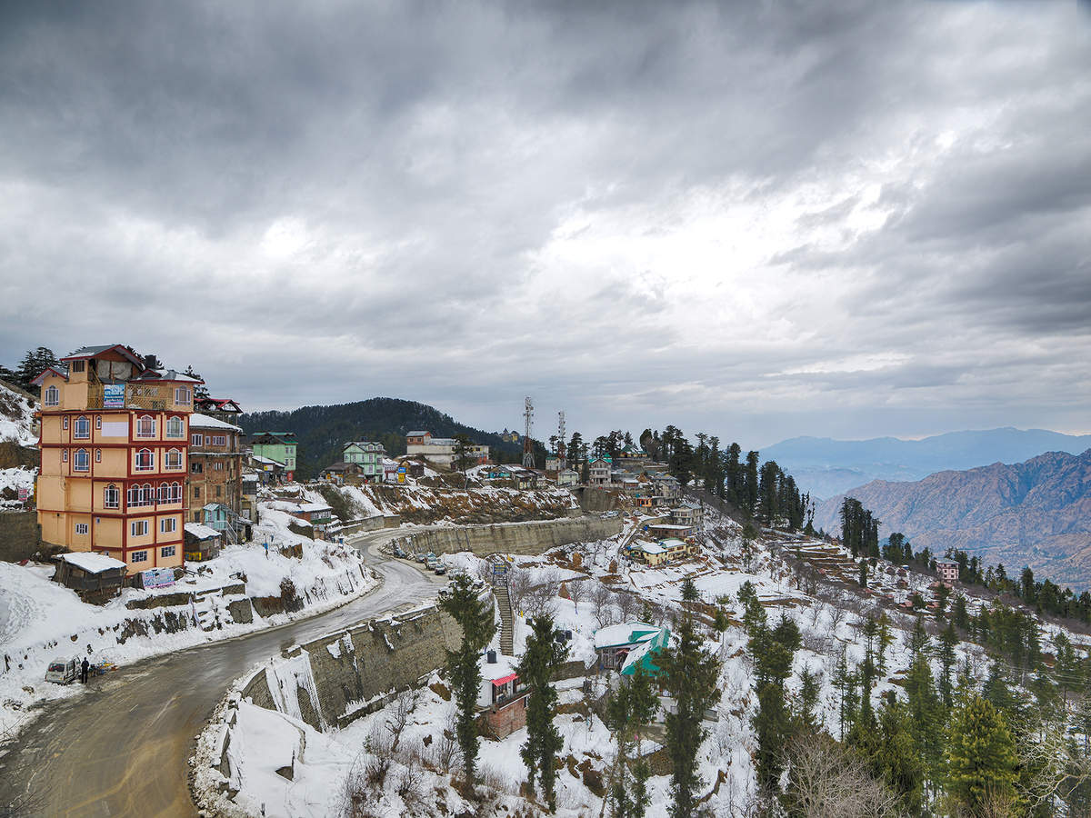 India's first indoor ski park to come up for tourists at Kufri