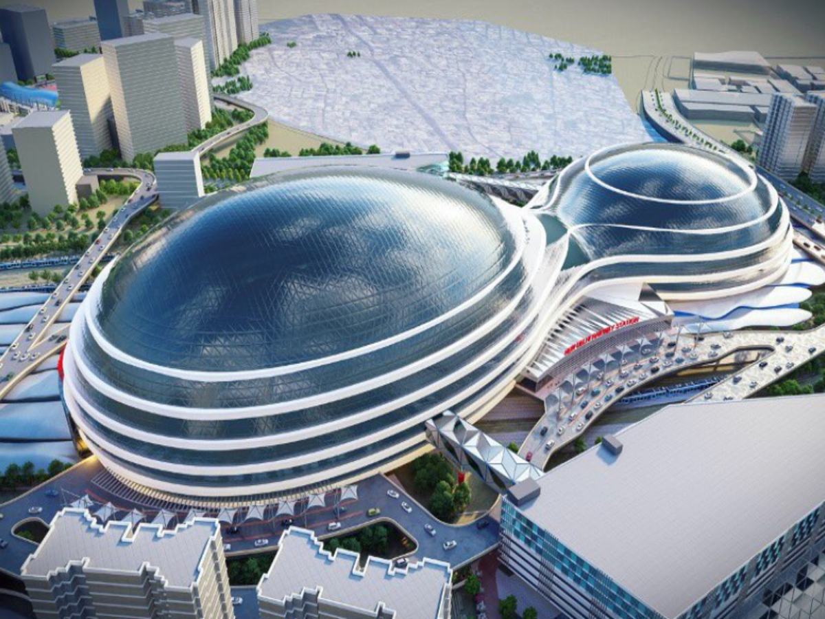 New Delhi Railway Station set to receive a futuristic makeover