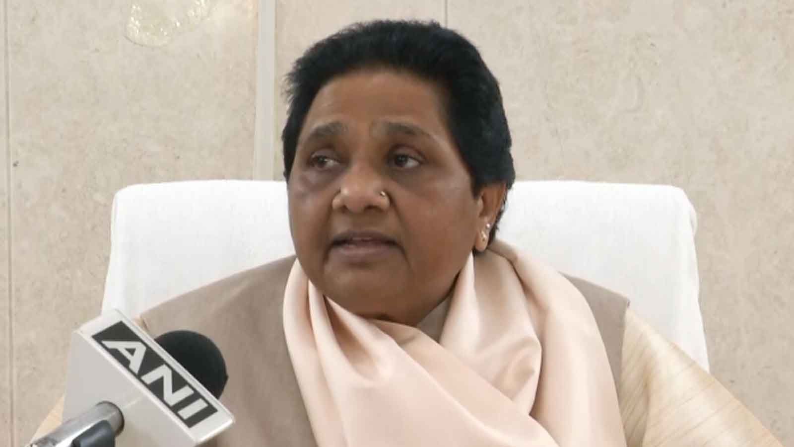bsp-to-contest-elections-in-up-uttarakhand-on-its-own-mayawati