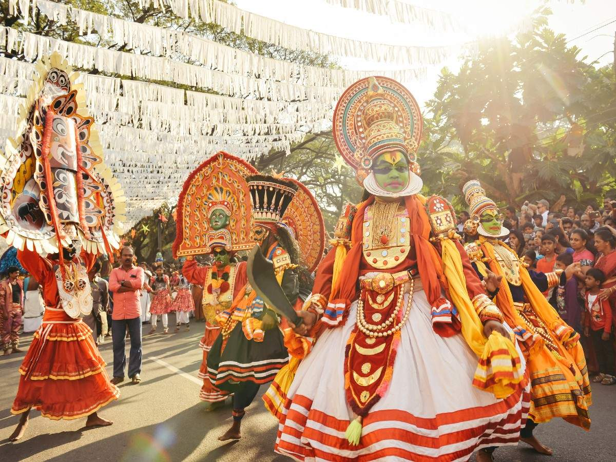 A look at some of India's most interesting cultural festivals