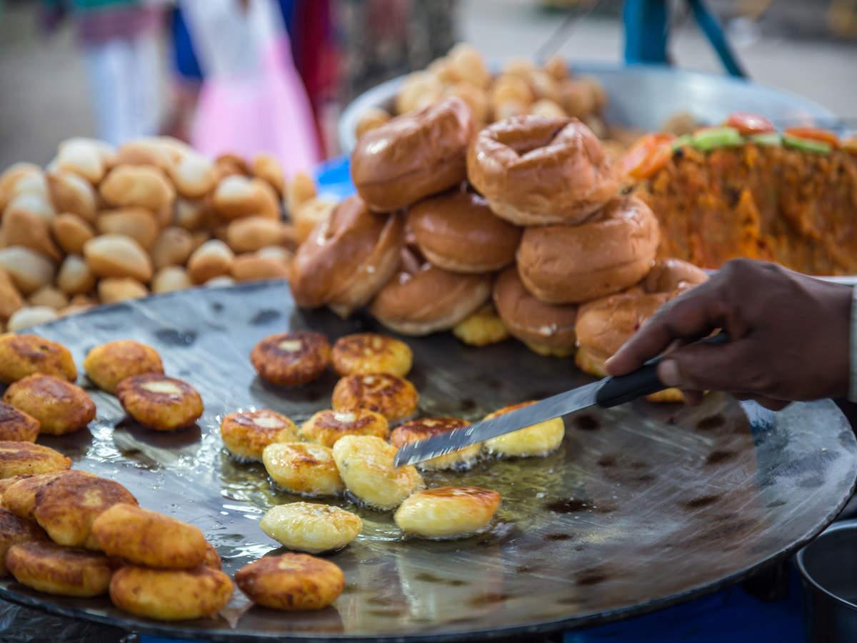 Searching for Delhi's best winter snacks