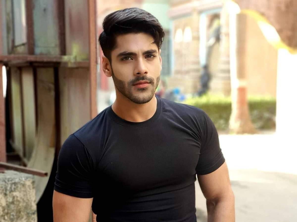 simba nagpal: Ex-Roadies star Simba Nagpal blessed to complete a year as TV actor - Times of India