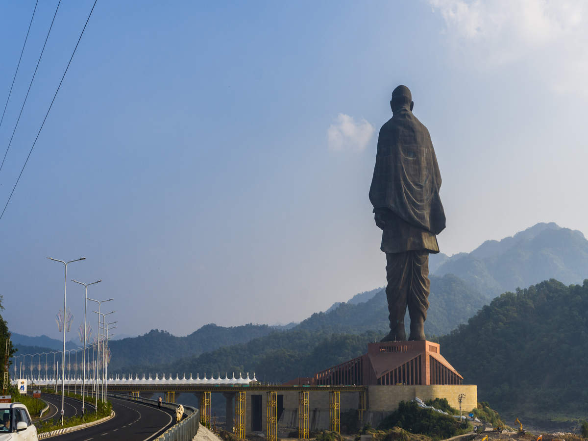 Kevadiya gets registered as India's first green railhead; new trains to Statue of Unity