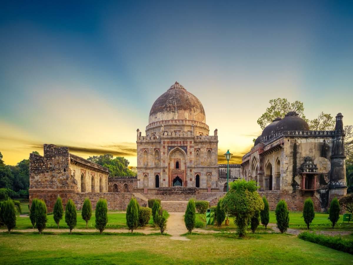 Delhi's most famous tombs