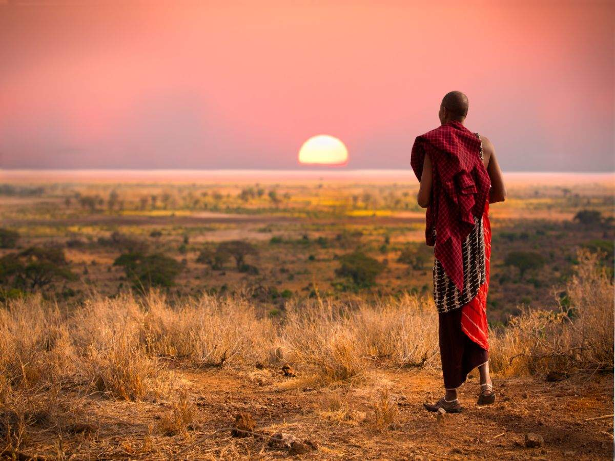 An electric safari car is the newest addition to Maasai's conservation efforts