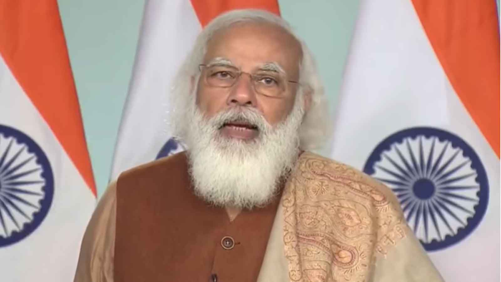 pm-narendra-modi-addresses-convocation-of-assams-tezpur-university