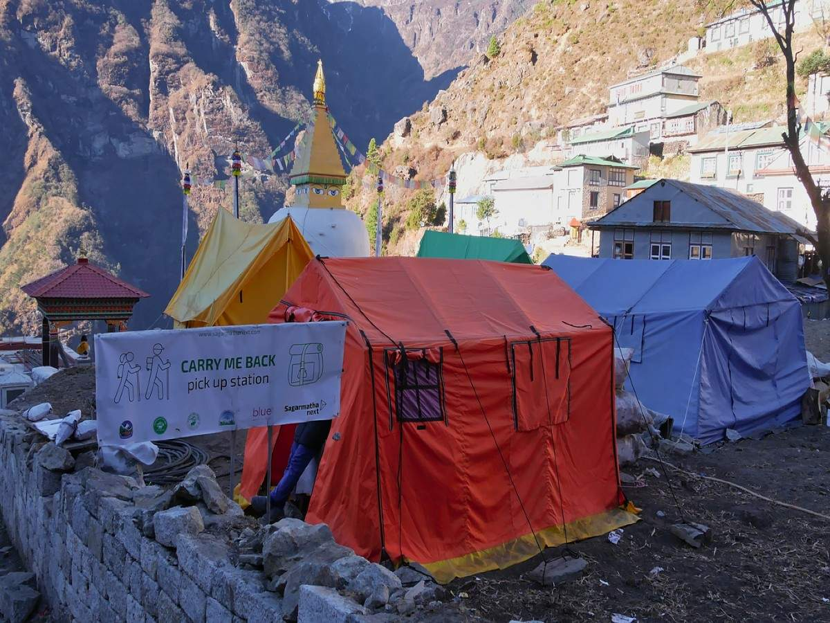 Nepal to transform garbage collected from Everest into art