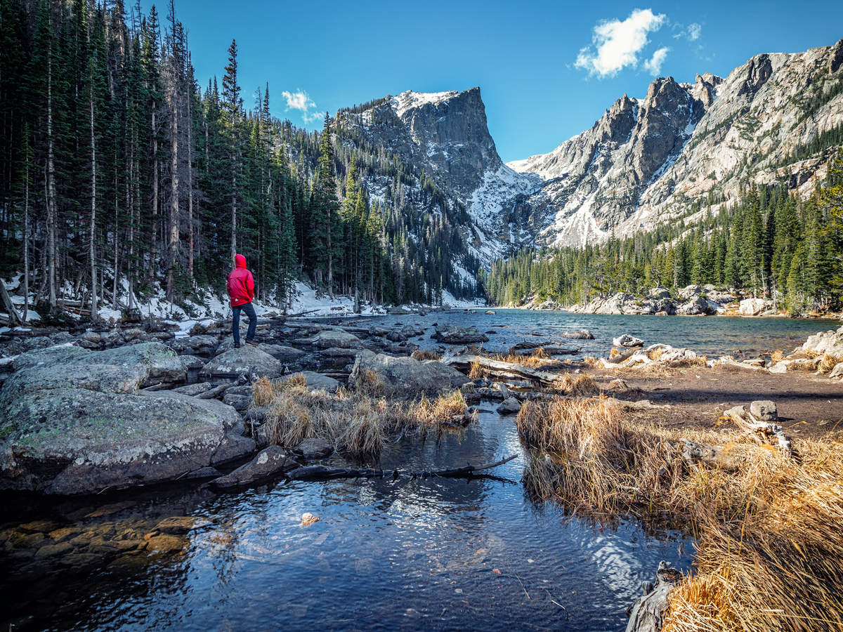 Colorado's Rocky Mountain National Park to stop using timed-entry reservation system