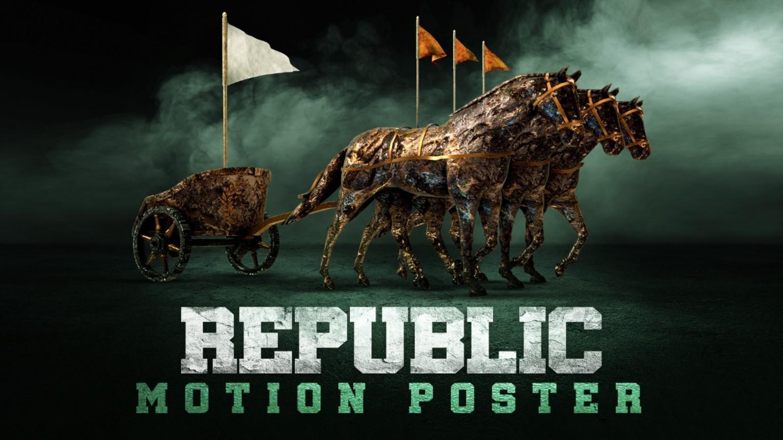 Revealed: The title of Sai Dharam Tej and Deva Katta's next is Republic |  Telugu Movie News - Times of India