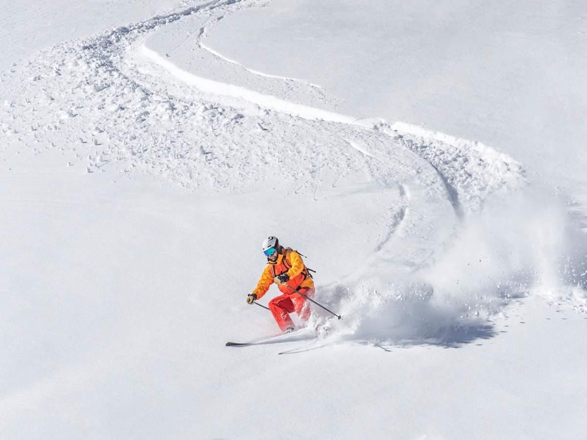 Top ski resorts for those who cannot ski