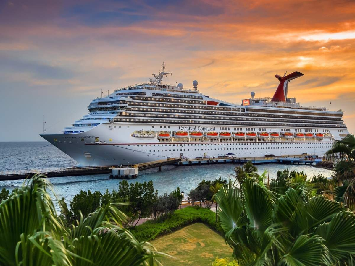 This around the world in 180-days cruise will take you to 33 countries and 96 ports