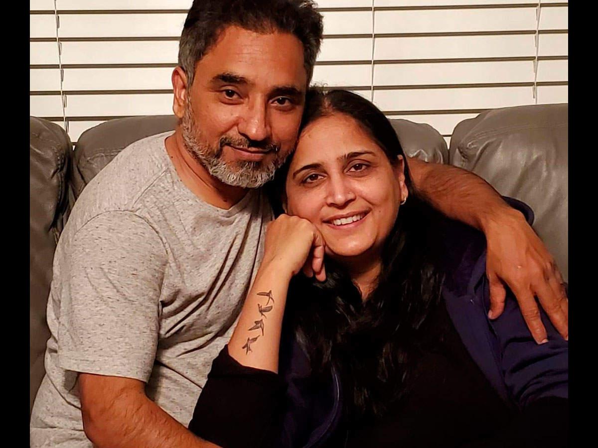 Rana Ranbir shares a beautiful post on his wife's birthday | Punjabi Movie  News - Times of India