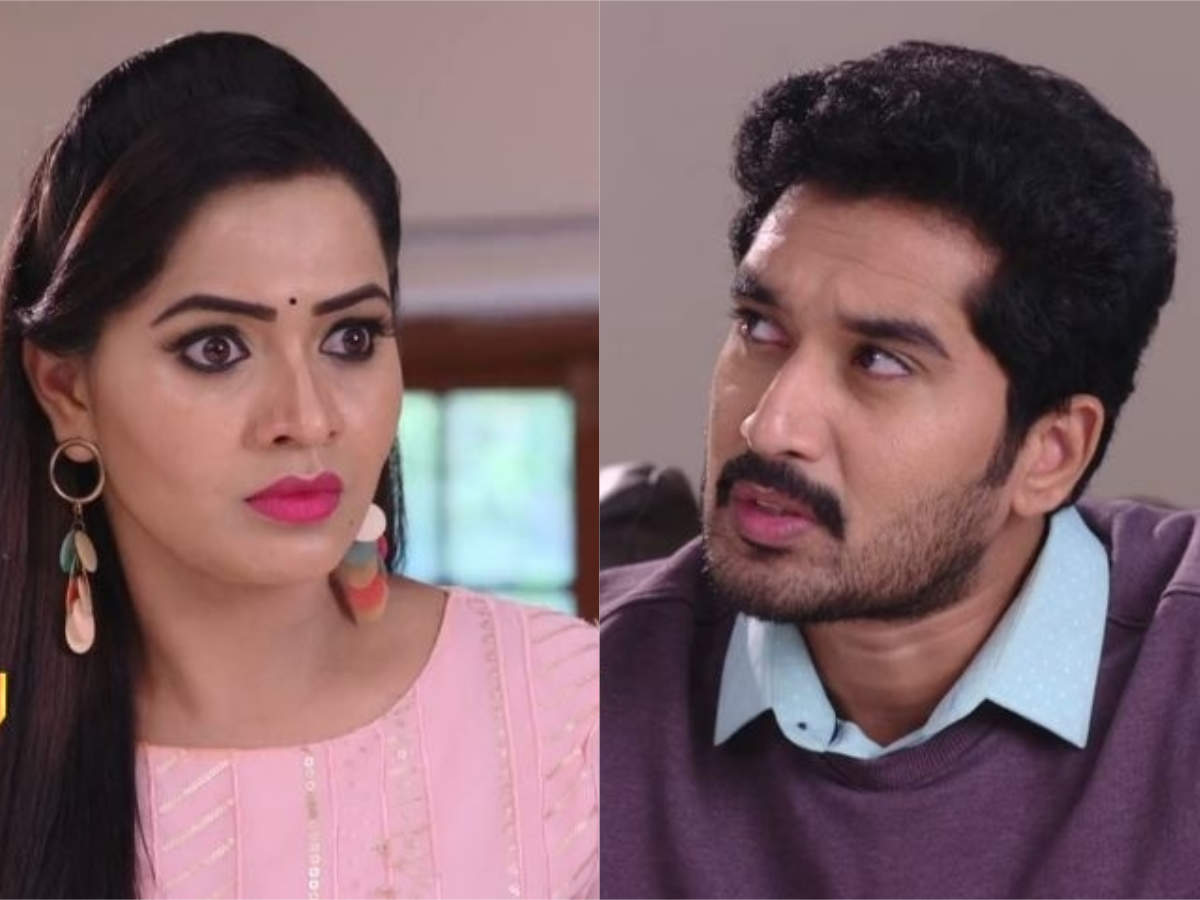 Karthika Deepam preview: Karthik to confront Monitha; here's why - Times of India