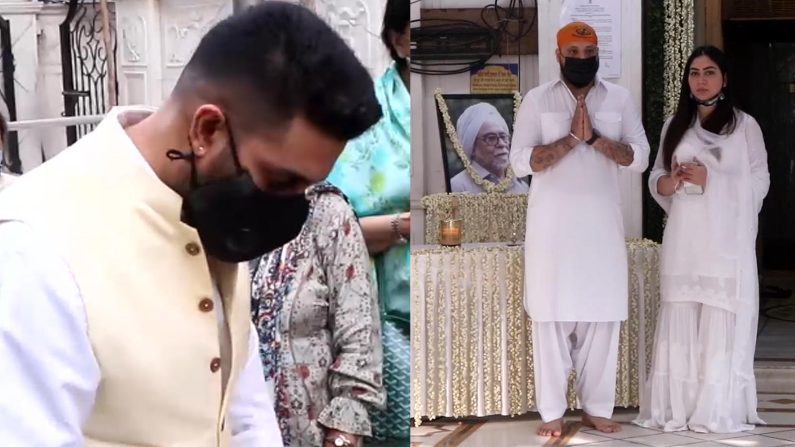 Abhishek Bachchan Raveena Tandon And Other Bollywood Celebs Attend Bunty Walia S Father S Prayer Meet Hindi Movie News Bollywood Times Of India Bunty walia is an indian film producer, who has worked predominantly in bollywood. abhishek bachchan raveena tandon and other bollywood celebs attend bunty walia s father s prayer meet