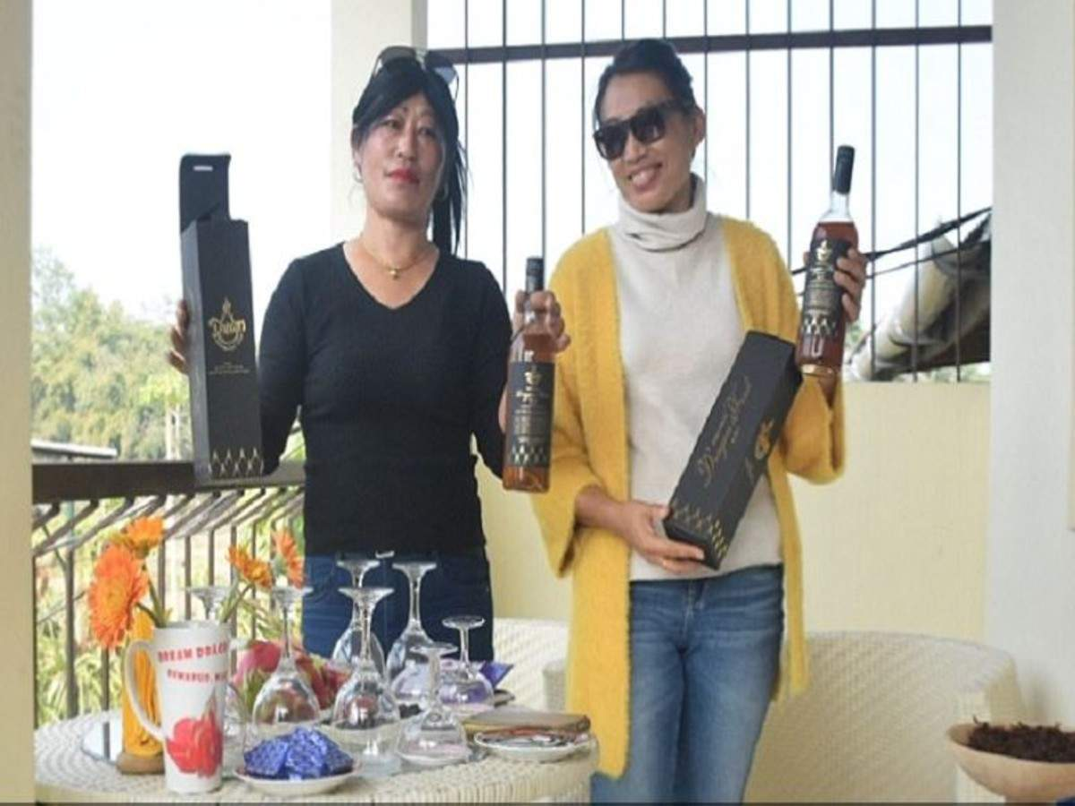 Nagaland's latest attraction is the organic dragon fruit wine by a woman entrepreneur