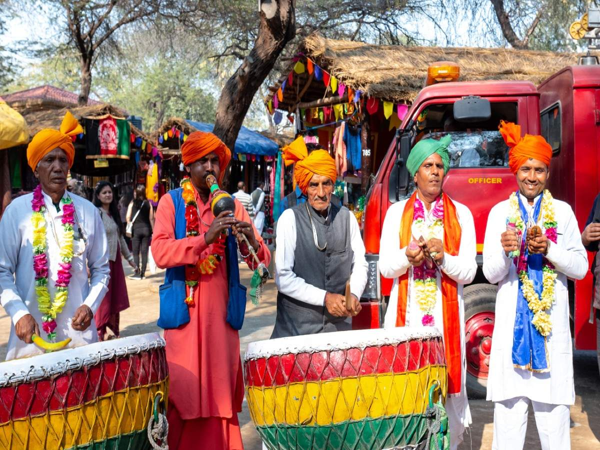 The famous Surajkund Mela cancelled for the first time in three decades