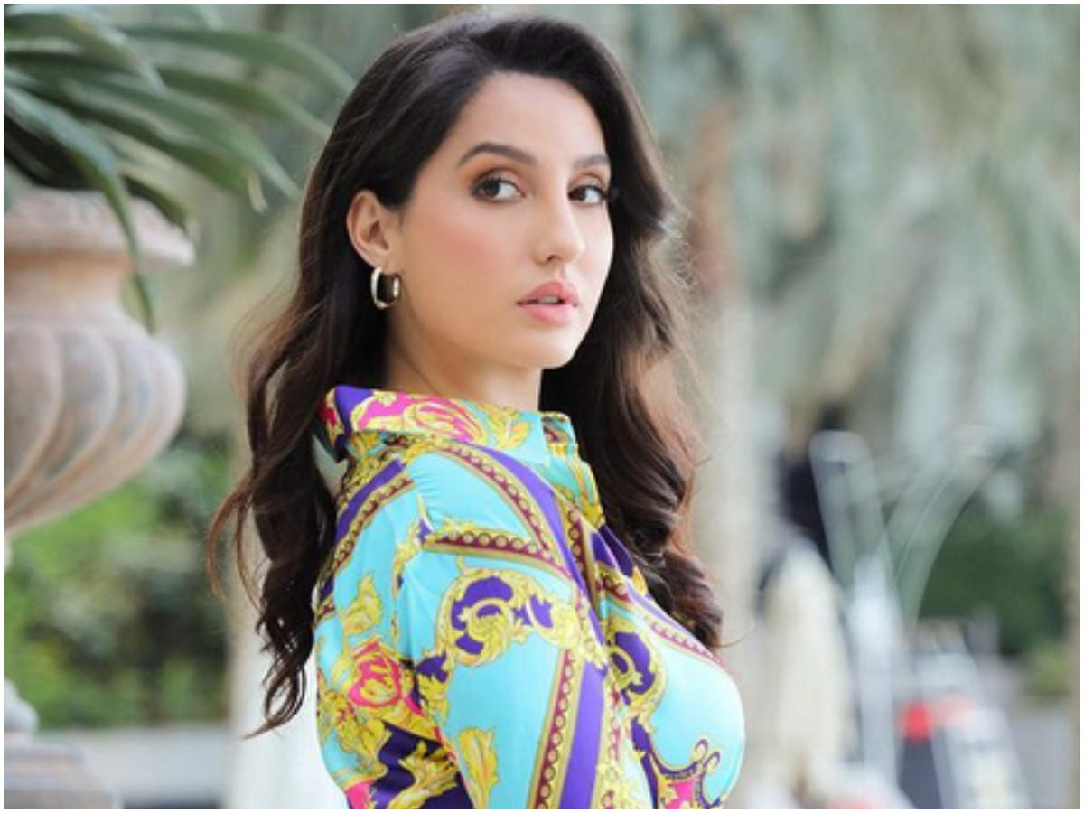 Nora Fatehi: Nora Fatehi says she is happy about being appreciated for her  dance moves | Hindi Movie News - Times of India