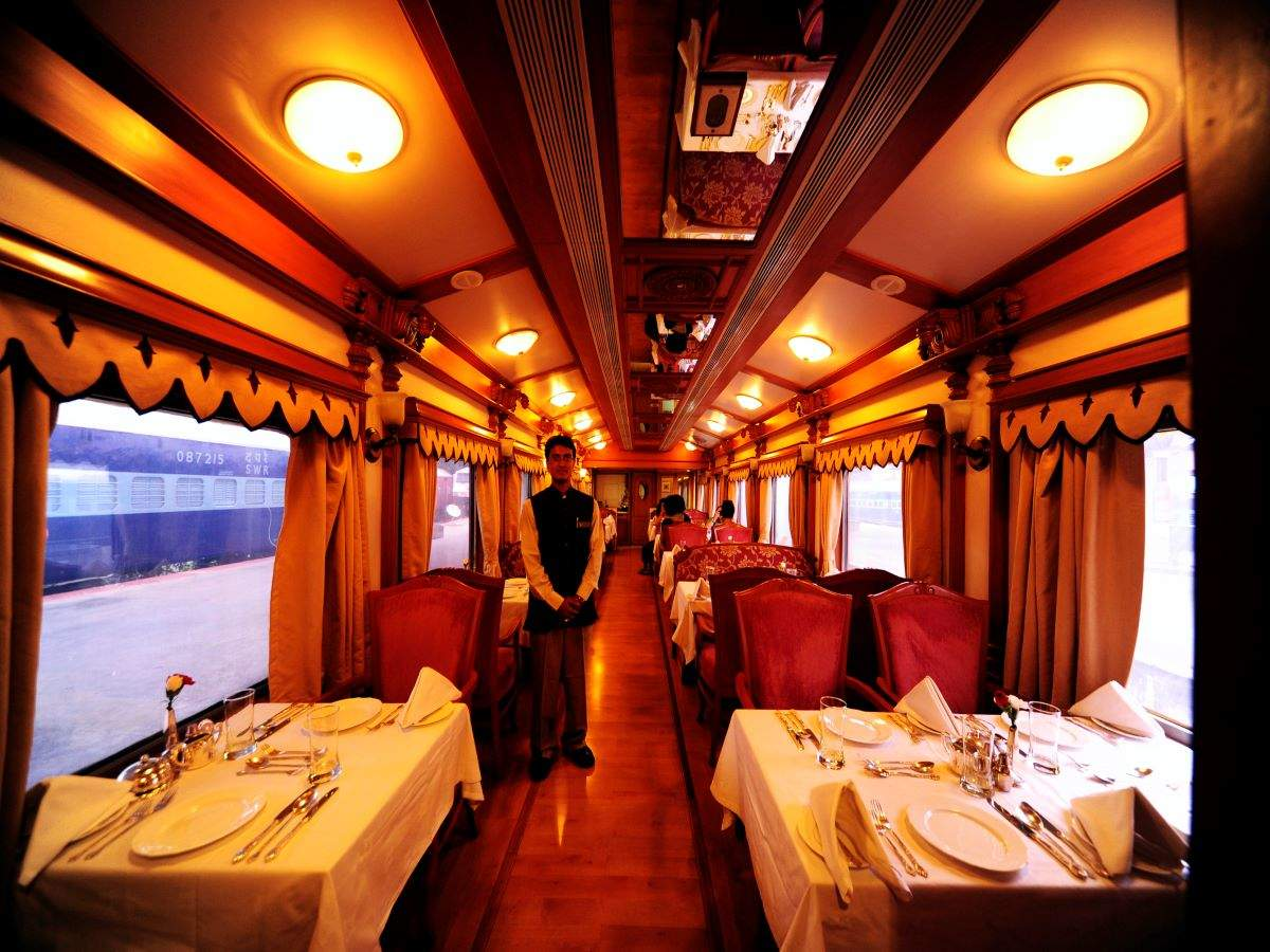 Golden Chariot train all set to make a comeback from March