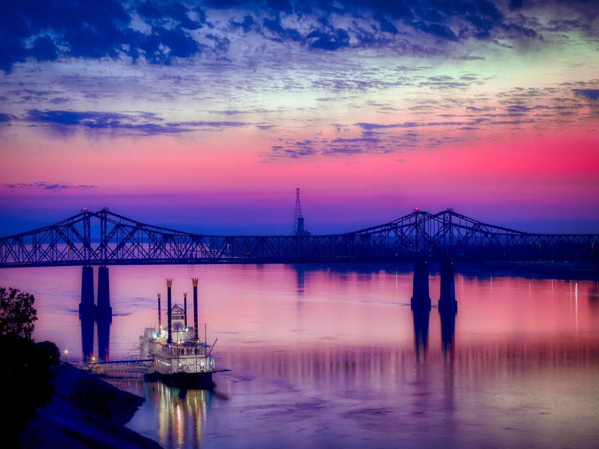 Move to this gorgeous Mississippi City and get paid $6000!