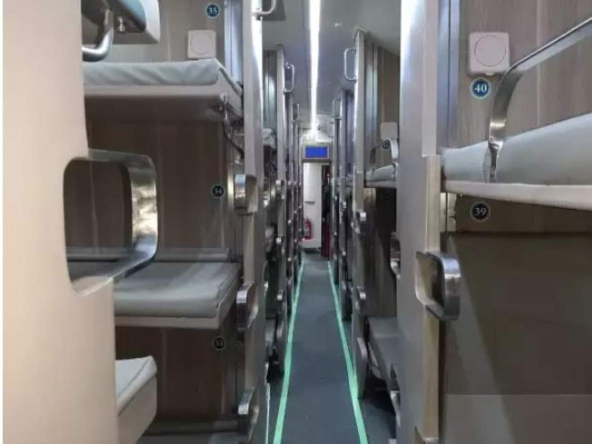 Indian Railways is launching AC 3-tier economy coach; watch video here