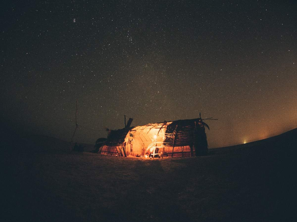 A front row seat to the night sky at New Mexico