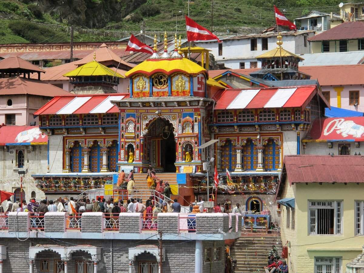 Dates for reopening Badrinath temple in 2021 announced