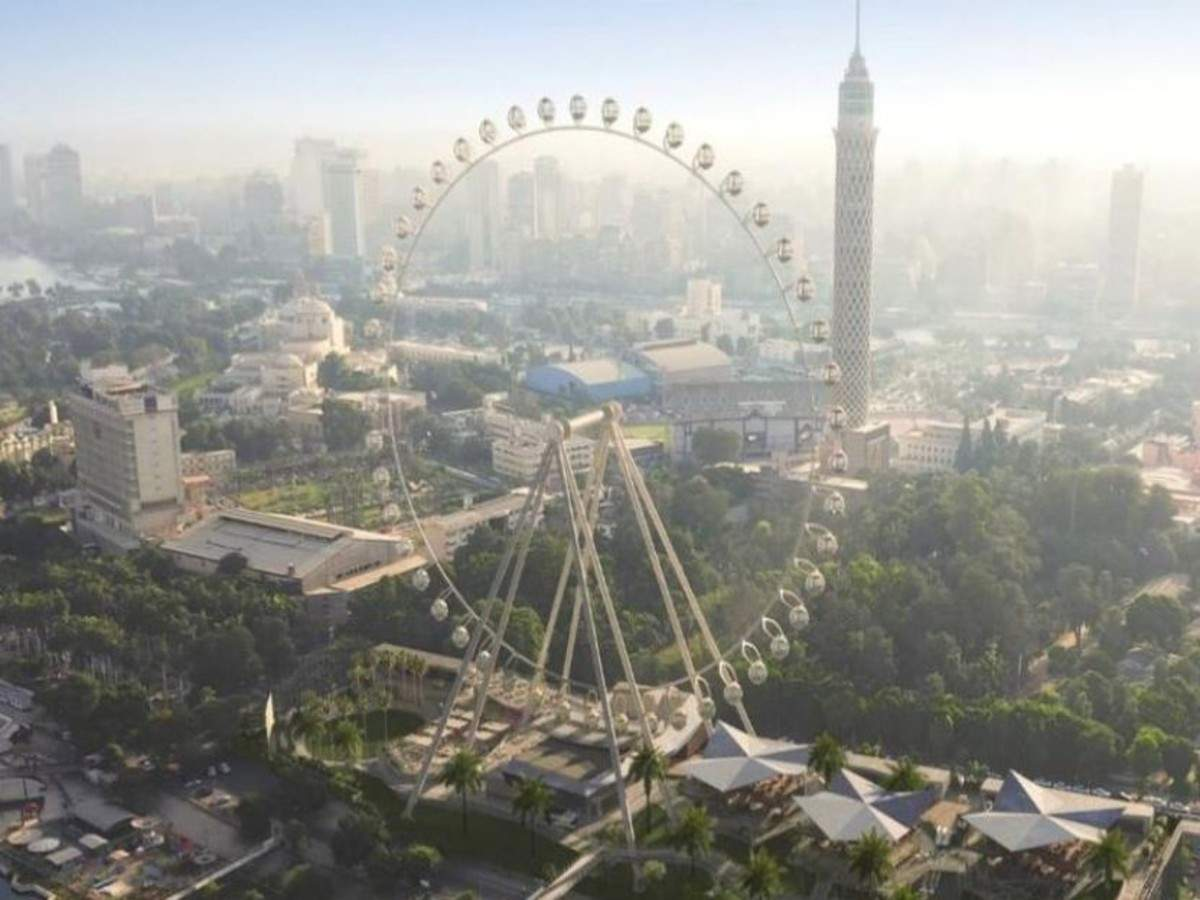 Cairo Eye, Africa's largest observation wheel to debut in Egypt in 2022