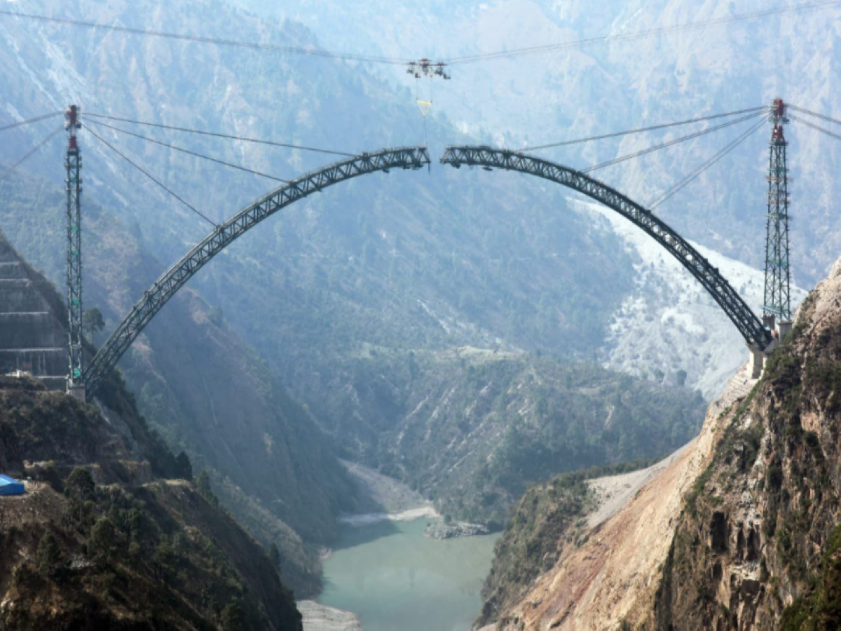 Chenab Bridge: Awe-inspiring facts about world's highest bridge in J&K