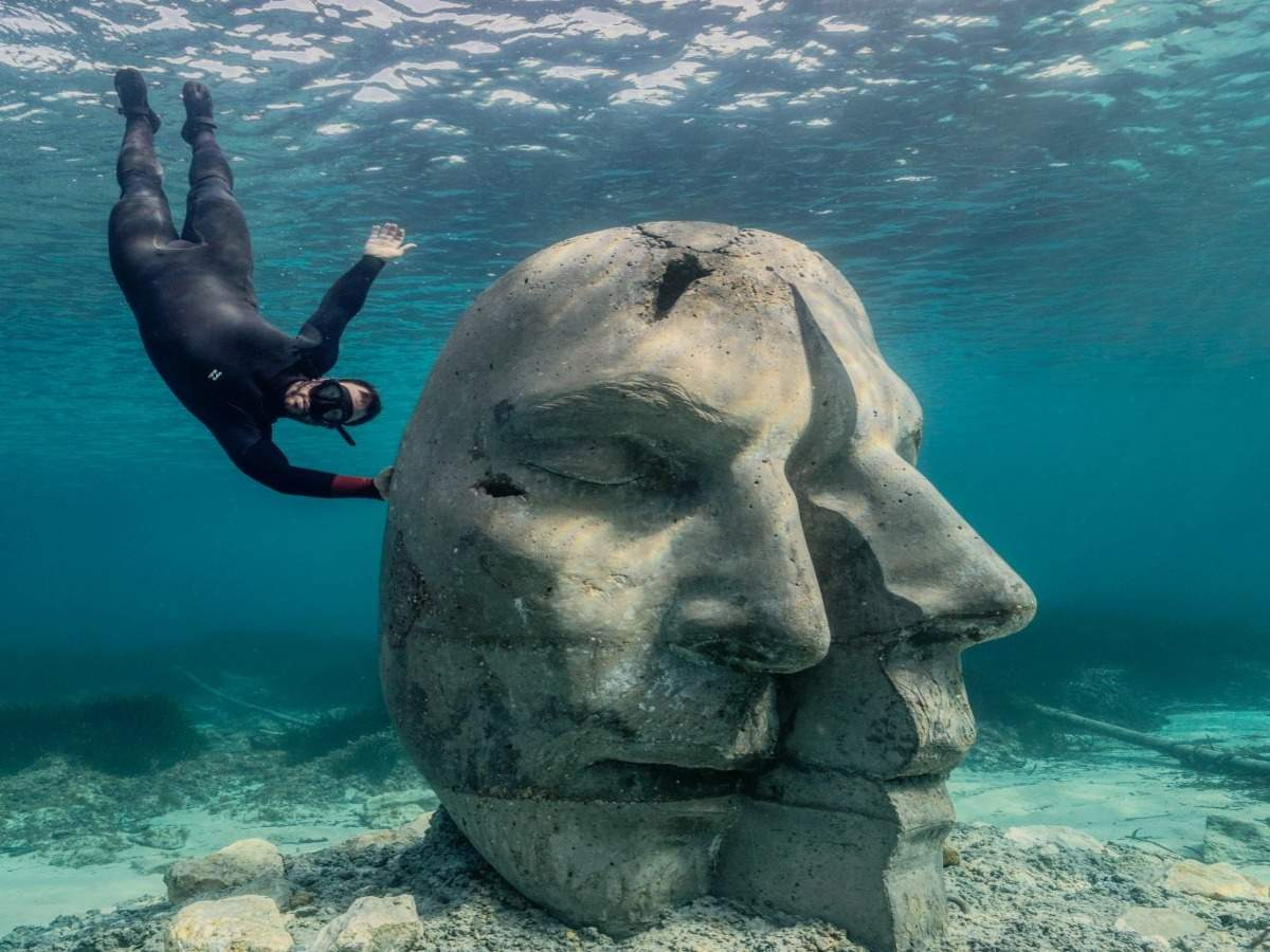 France gets a new underwater museum in Cannes