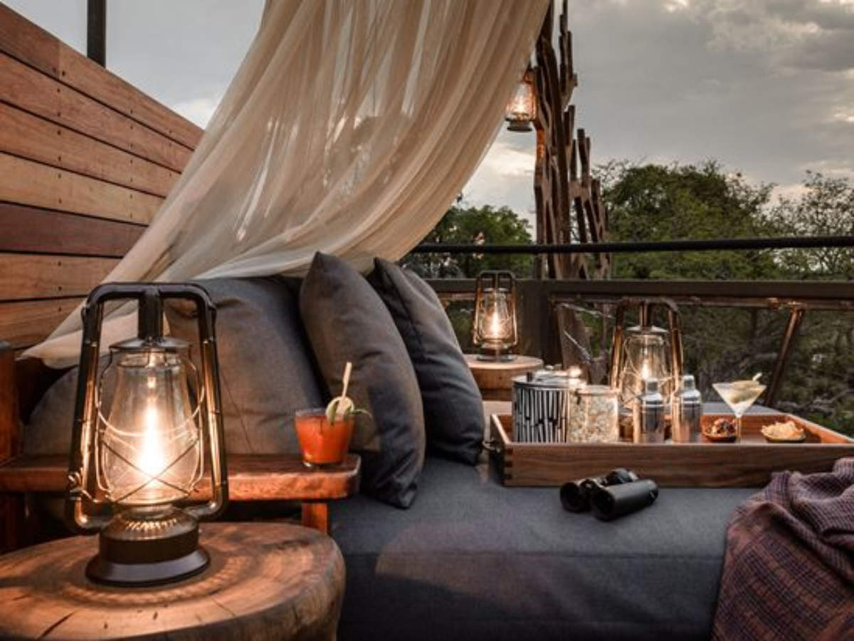 A safari lodge experience in Botswana to remember for a lifetime