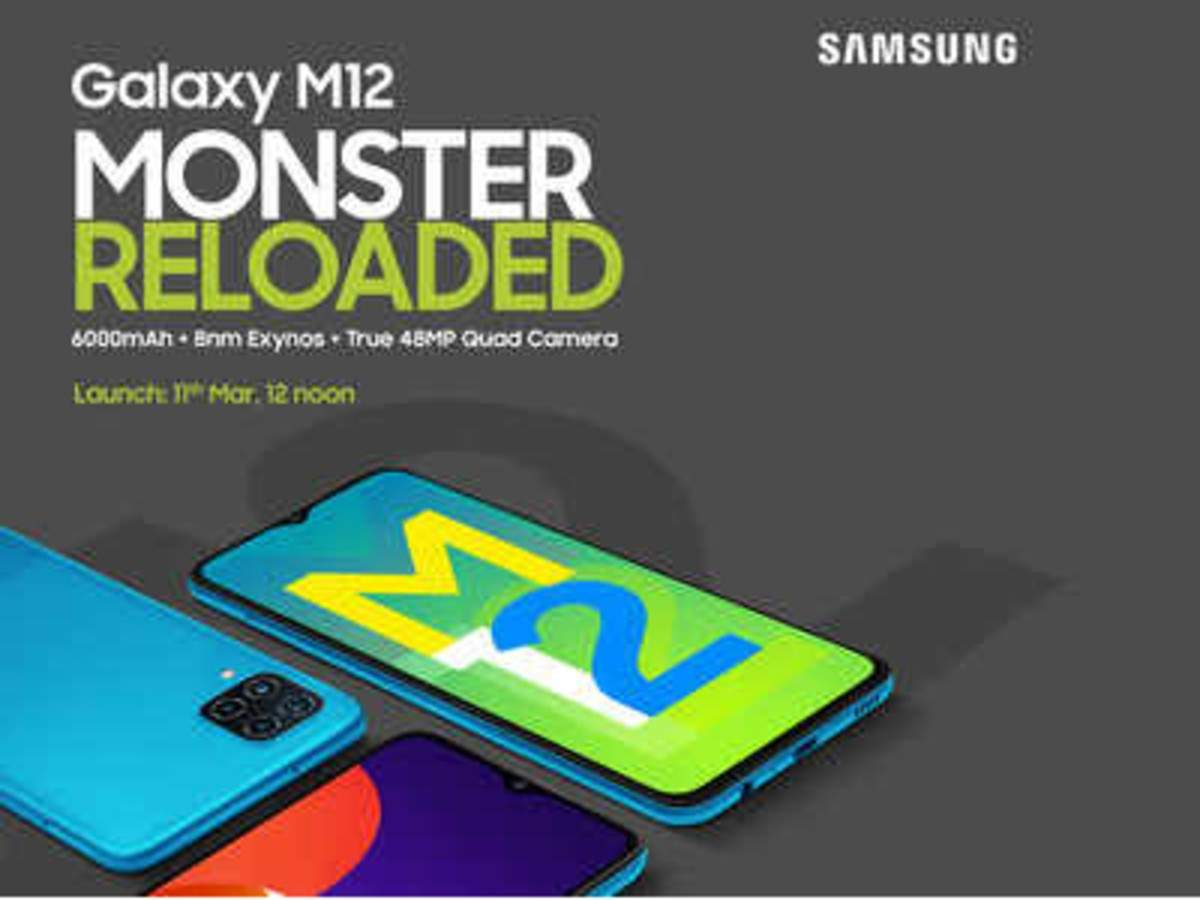 What happens when 12 celebrities team up to outrun the brand new Samsung Galaxy M12 #MonsterReloaded? It's time to get set for an ultimate adventure!