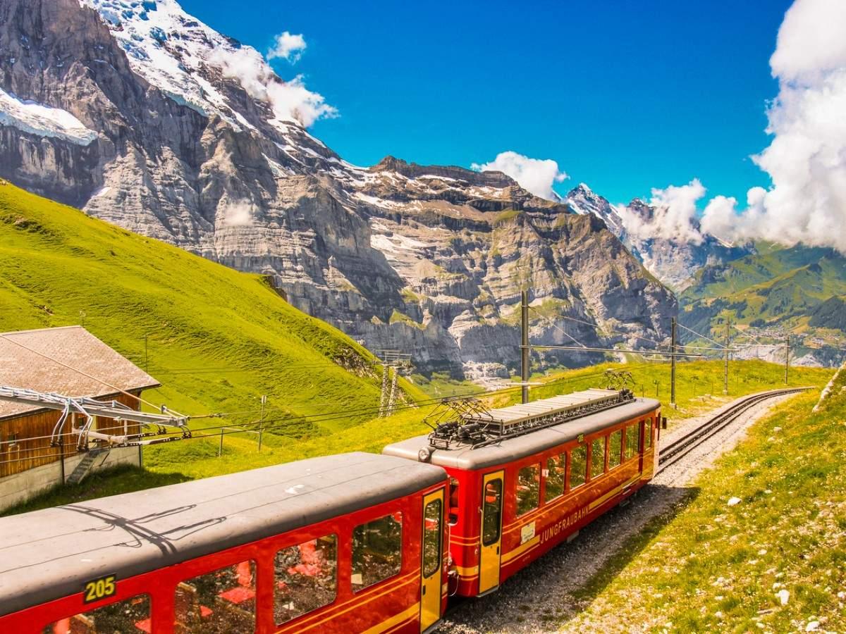 Romancing Switzerland, the paradise on Earth