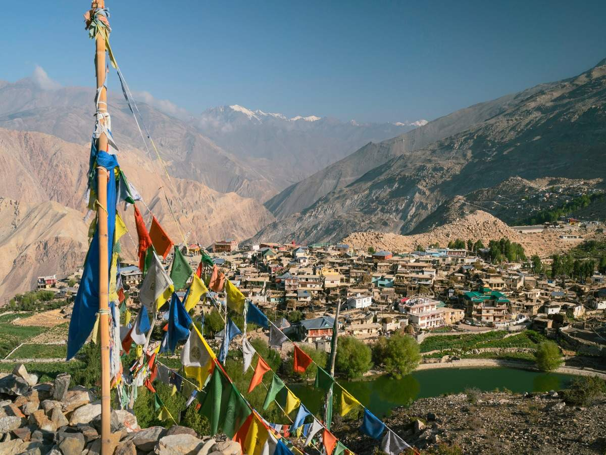 Lahaul and Spiti—the desolate and beautiful