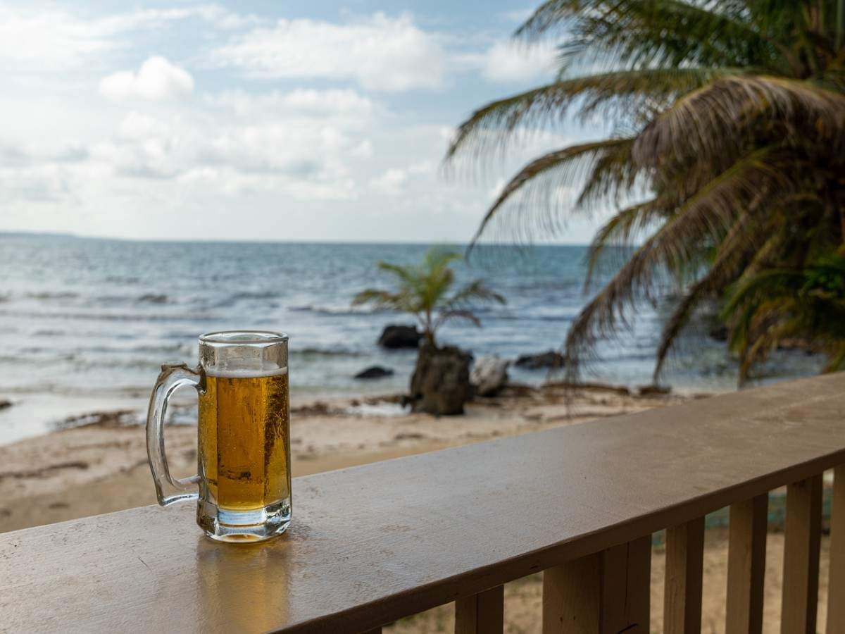 Need a spring break? This beer firm is offering a holiday in a deserted island
