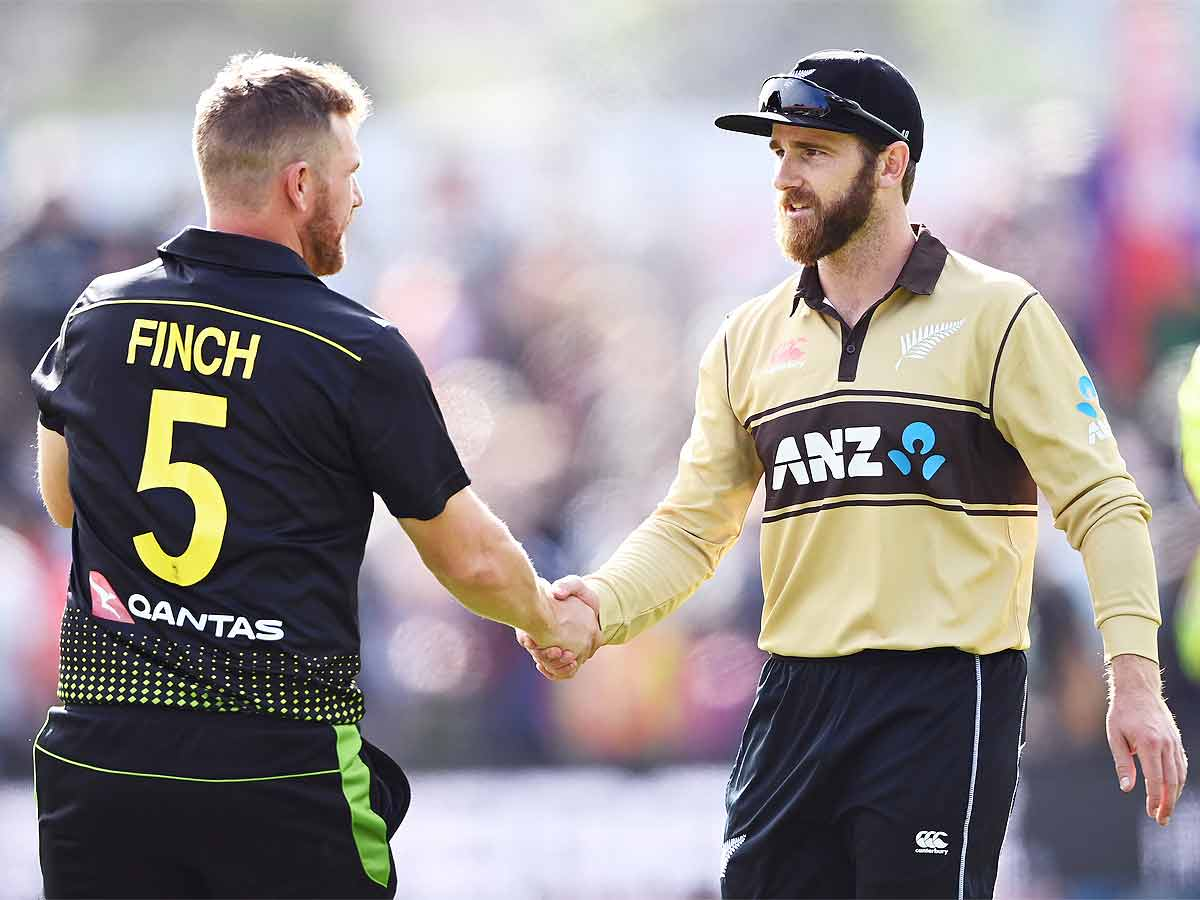 Live Cricket Score: New Zealand vs Australia, 4th T20I – The Times of India