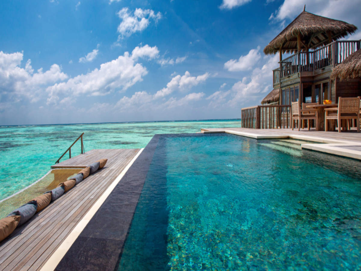 5 stunning overwater stays in the Maldives