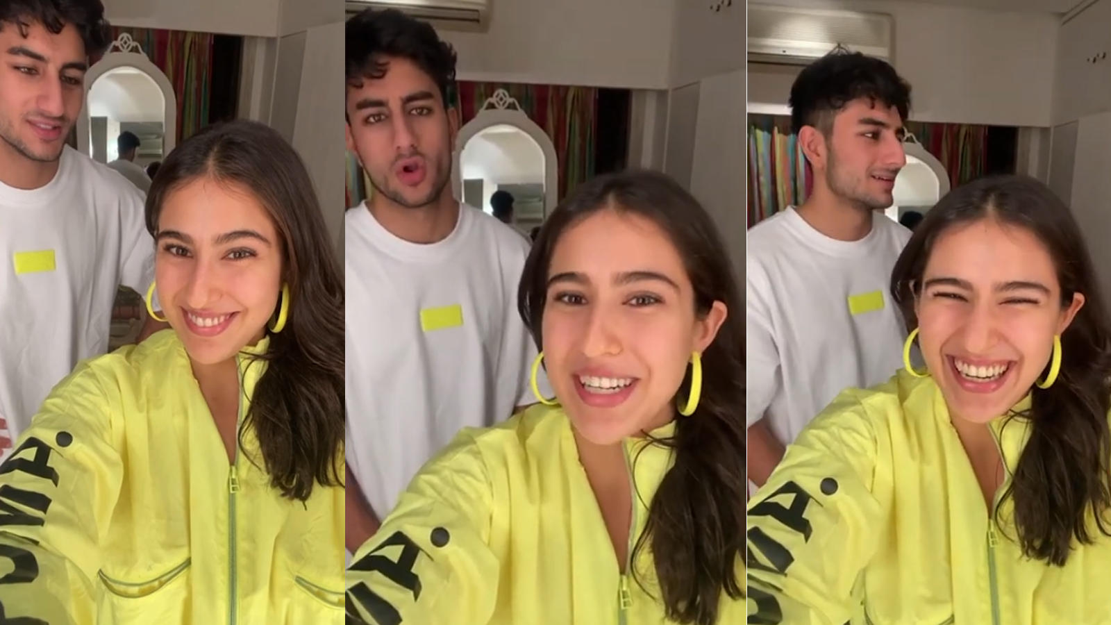 sara-ali-khan-and-ibrahim-ali-khan-are-back-with-another-hilarious-knock-knock-video-check-out