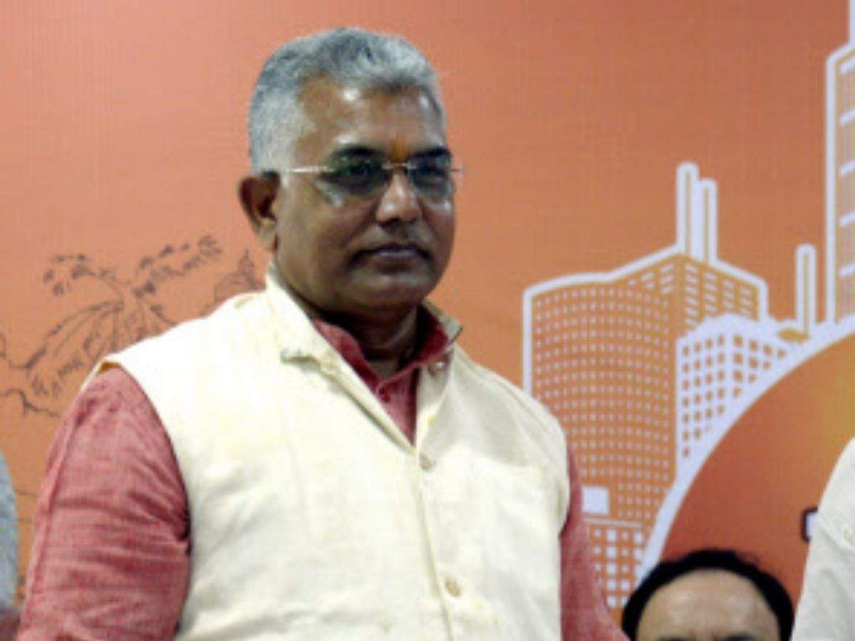 West Bengal State BJP chief Dilip Ghosh: Have no information about Akshay Kumar coming to Brigade rally