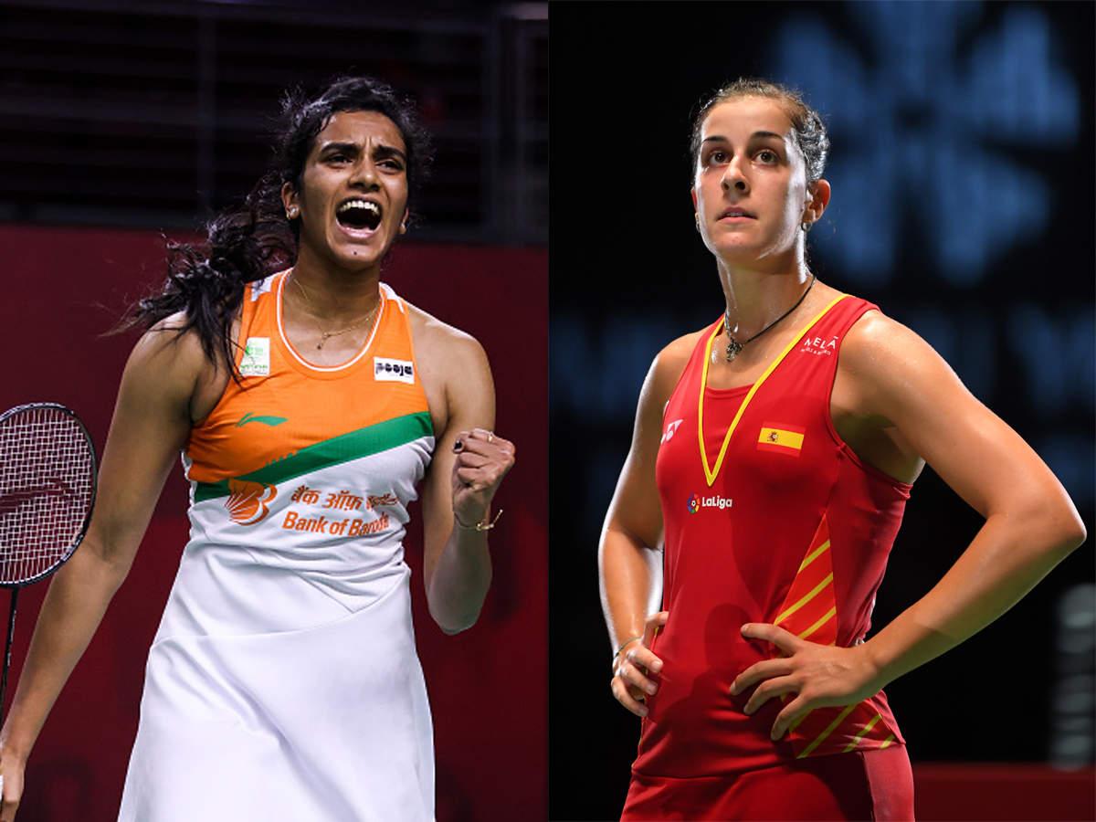 Swiss Open Final Live: PV Sindhu vs Carolina Marin