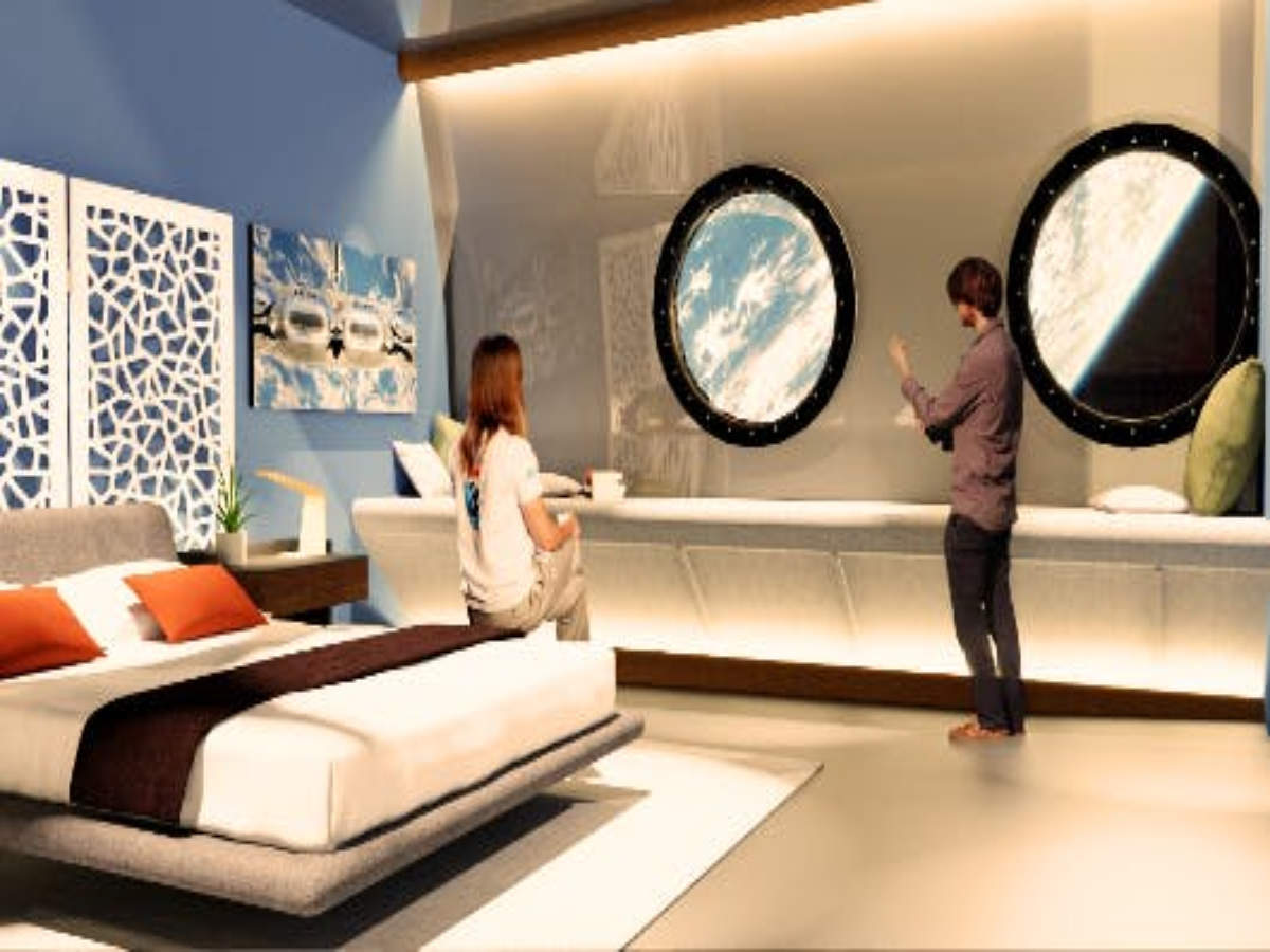 Can space hotels be a reality by 2027?